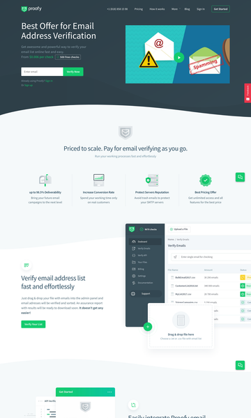 The Best Search Landing Page Design Inspiration Examples Landingfolio